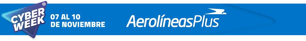 CyberWeek del 07 al 10 de noviembre AerolíneasPlus